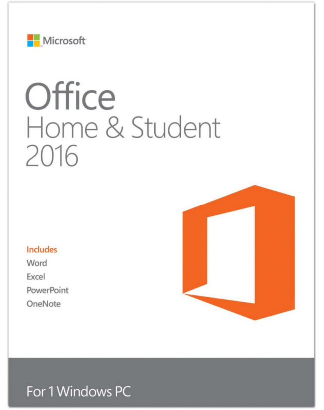 Microsoft Office 2016 Home and Student (Instant Delivery)