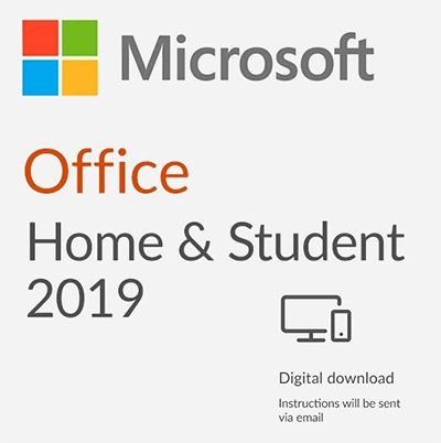 Microsoft Office 2019 Home and Student for Windows 10 ...